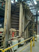Macchine lavorazione legno - Vendo Produzione Di Pannelli Di Particelle, Pannelli Di Bra E OSB Shanghai Nuovo Cina