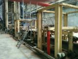 Particleboard Production Line, Installation Included