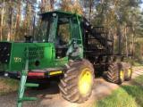 森林和收成设备 - Forwarder John Deere   1110 旧 2007 德国