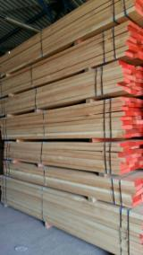 Planks   Sawn Timber - Beech Narrow Beams 50 mm