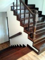 Stairs Finished Products - Oak, Tilia  Stairs Romania