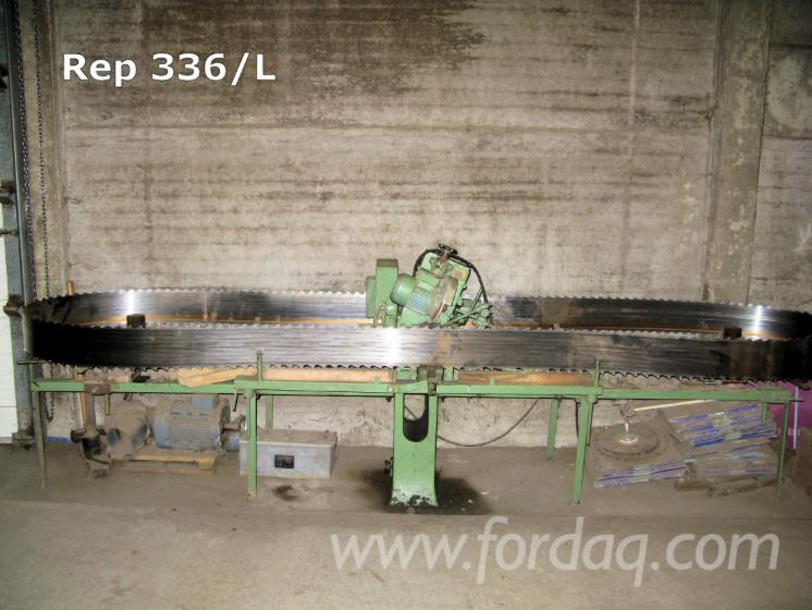 Used-PIERRE-CONTI-Super-1990-Sharpening-Machine-For-Sale