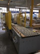 Holzbearbeitungsmaschinen Spanien - Gebraucht KUPER KLM + FFM + ACR SPEEDSTAR 3200 2004 Funierzusammensetzmaschine Zu Verkaufen Spanien