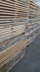 Drewno Liściaste  Drewno Okrągłe – Tarcica Blokowa – Tarcica Nieobrzynana Na Sprzedaż - Tarcica Nieobrzynana - Deska Tartaczna