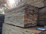 Sawn And Structural Timber For Sale - Oak Edged B/C Planks 29 mm