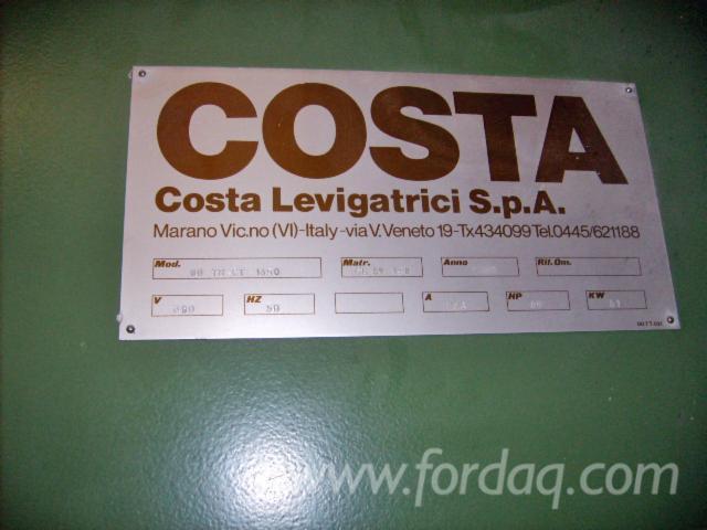 Used-Costa-Levigatrici-TRCT-1350-1994-Belt-Sander-For-Sale
