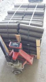 Wholesale Biomass Pellets, Firewood, Smoking Chips And Wood Off Cuts - Sunflower Husk Briquets