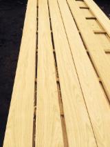 Find best timber supplies on Fordaq - KAS Trading - International LTD. - White Ash Planks 27 mm