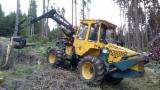 Forest & Harvesting Equipment - Used HSM 805 B 1998 Feller-Buncher Germany