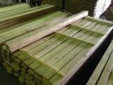 Hardwood Lumber And Sawn Timber - KD Edged Birch Planks 19+ mm