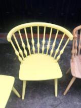 Garden Furniture - Rubberwood Garden Chairs