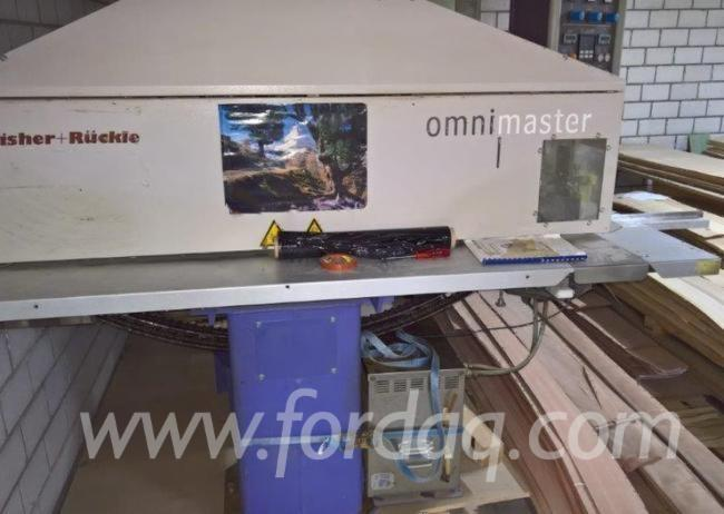 Used-Fischer-Und-R%C3%BCckle-Omnimaster-2003-Veneer-Production-Machines---Veneer-Processing---Other-For