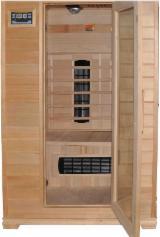 Luxury Teak Steam Sauna Cabin
