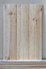 Massivholz, Kiefer  - Föhre, Fichte  , Innenwand-Verkleidungen