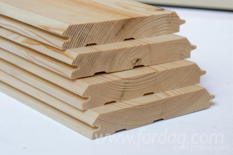 Pannelli per interni in legno larice siberiano pino legni rossi abete legni bianchi - Pannelli legno per interni ...