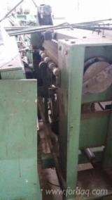 JUSAN Woodworking Machinery - Rotary Guillotine for Veneer Peeling Lathe Outfeed