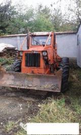 Tractor Articulat - Taf exploatere forestiera
