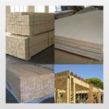 LVL - Laminated Veneer Lumber - Radiate Pine LVL
