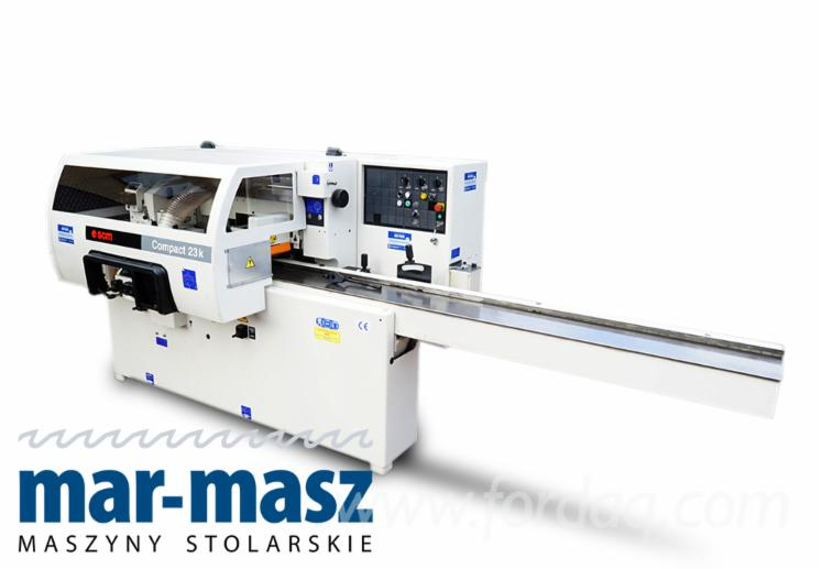SCM-COMPACT-23K-Four-Sided-Planer