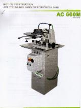 Francuska ponuda - Sharpening Machine LA FOREZIENNE AC 600 Polovna Francuska