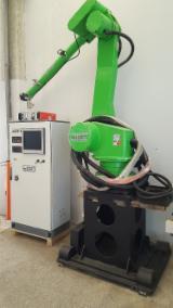 Gebraucht CMA Robotics GR6100 2009 Spritzmaschinen Zu Verkaufen Italien