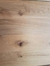 Continuous Stave Solid Wood Panels - Oak 1 Ply Panel