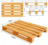 Pallets And Packaging - New and Hoght quality Euro pallets