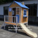 Ahşap Evler - Kesilmiş Ahşap Çatkı Satılık - Çocuk Oyun Evleri, Sibirya Çam