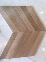 Solid Wood Flooring China - Hedge Maple T&G Parquet