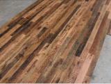 Solid Wood Flooring China - Yellow Meranti T&G Parquet