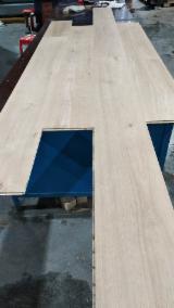 Engineered Wood Flooring - Multilayered Wood Flooring Oak - 3-Layer Oak Engineered Flooring