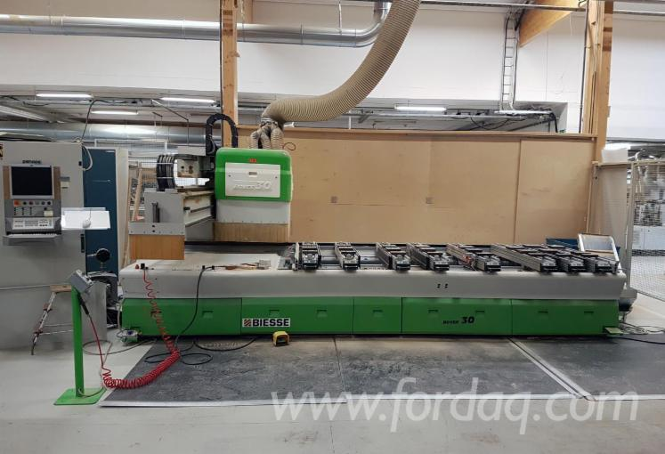 Working-center-Used-Biesse-Rover-30
