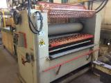 Automatic gluing machine 4 rollers branded Osama, S4R/P1300 model