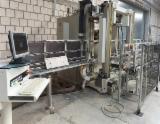 Holzbearbeitungsmaschinen CNC Bearbeitungszentren - CNC Berbeitungszentrum REM SCM