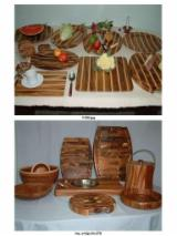 Meubles de cuisine - Vend Design Feuillus Européens Acacia
