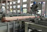 Debarker ,Max working log length 17ft (5200mm)