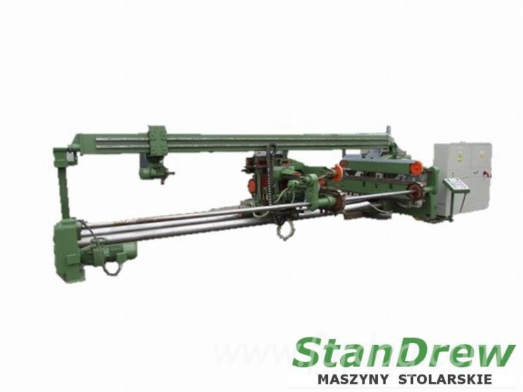 DOUBLE-END-TENONING-MACHINE-SLIDING-TABLE