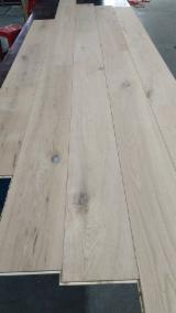 Engineered Wood Flooring - Multilayered Wood Flooring - Oak Natural Flooring