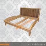Muebles - Venta Conjuntos De Dormitorio Diseño Madera Dura Europea Fresno Marrón, Fresno Blanco Vietnam