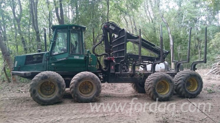 Used-Timberjack-1110-2000-Forwarder
