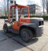 Hyster Woodworking Machinery - Used Hyster 1998 Forklift For Sale Romania