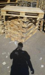 Recycled - Used In Good State  Pallets And Packaging - Euro epal pallet
