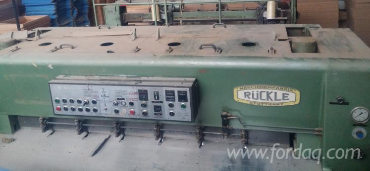 Used-R%C3%BCckle-FZR-21-1-1983-Veneer-Splicers-For-Sale