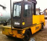 Woodworking Machinery - Used Jumbo Side Forklift (5 ton), 1995