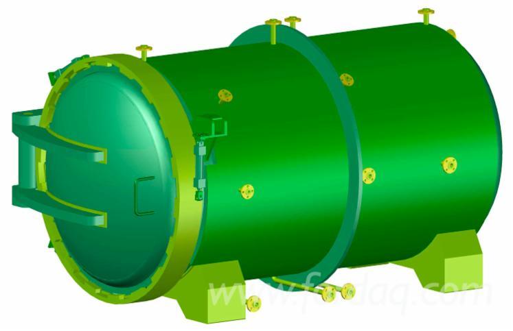 New-Guibor-Ingenieria-Vacuum-Dryer-For-Sale