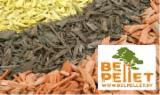 Energie- Und Feuerholz Sägehackschnitzel - Brennstoff-Chips
