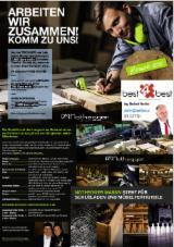 Produktion Forst Job Angebote - Tischler gesucht
