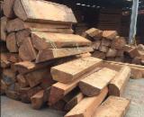 Pau Rosa Hardwood Logs - Pau Rosa Round Logs 40+ cm