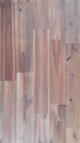 Edge Glued Panels Glued Discontinuous Stave  FSC For Sale - Acacia FSC 1 Ply Panels