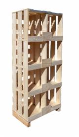 Contract Furniture - ECO Pine Display Stands